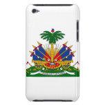 Escudo de armas de Haití Case-Mate iPod Touch Cárcasa