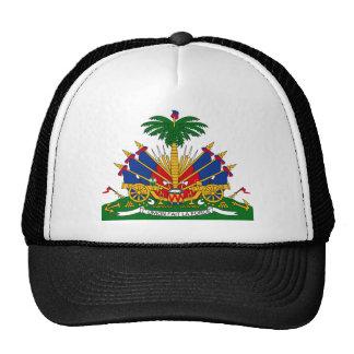 Escudo de armas de Haití Gorro De Camionero