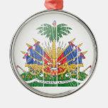 Escudo de armas de Haití Ornamento De Reyes Magos