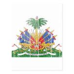 Escudo de armas de Haití Postal
