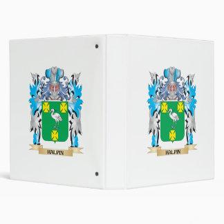 Escudo de armas de Halpin - escudo de la familia