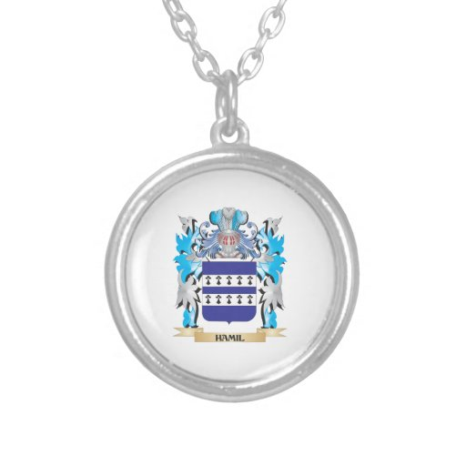 Escudo de armas de Hamil - escudo de la familia Collares