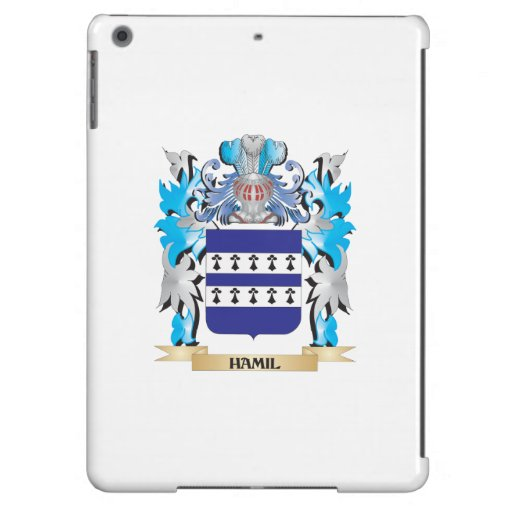 Escudo de armas de Hamil - escudo de la familia