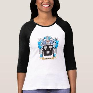 Escudo de armas de Harman - escudo de la familia Camiseta