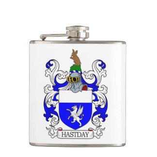 Escudo de armas de Hastday