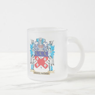 Escudo de armas de Hazelwood - escudo de la Taza De Cristal