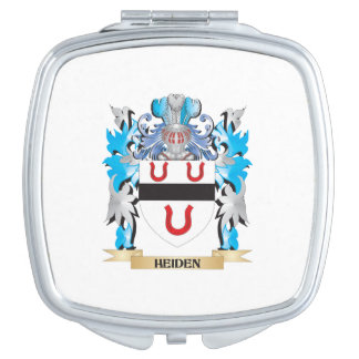 Escudo de armas de Heiden - escudo de la familia Espejos De Viaje