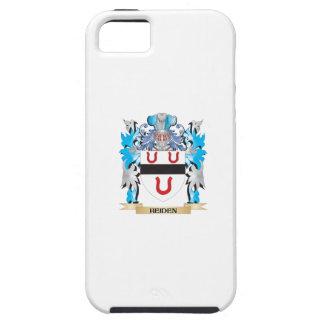 Escudo de armas de Heiden - escudo de la familia iPhone 5 Cárcasa