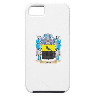 Escudo de armas de Hein - escudo de la familia iPhone 5 Case-Mate Protectores