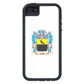 Escudo de armas de Hein - escudo de la familia iPhone 5 Case-Mate Fundas
