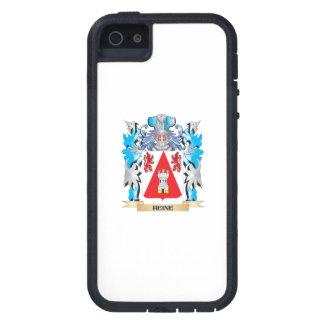 Escudo de armas de Heine - escudo de la familia iPhone 5 Coberturas