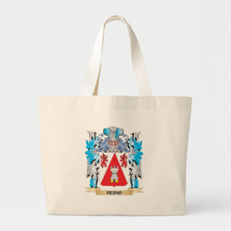 Escudo de armas de Heino - escudo de la familia Bolsa Tela Grande