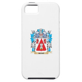 Escudo de armas de Heino - escudo de la familia iPhone 5 Case-Mate Funda