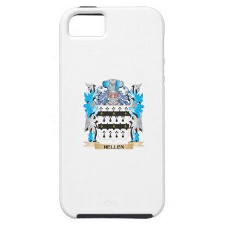Escudo de armas de Hellen - escudo de la familia iPhone 5 Coberturas