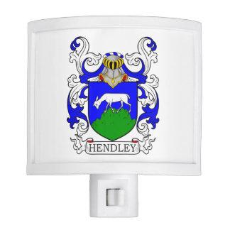 Escudo de armas de Hendley