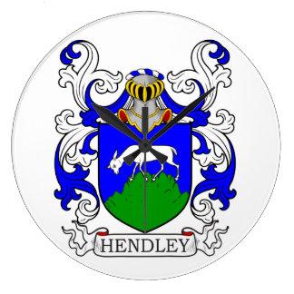 Escudo de armas de Hendley Relojes
