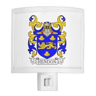 Escudo de armas de Hendon