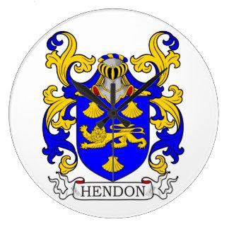 Escudo de armas de Hendon Relojes