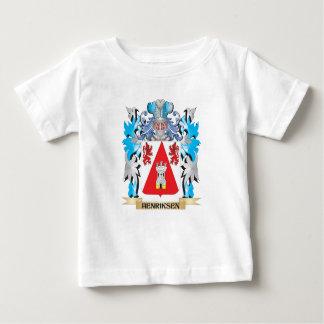 Escudo de armas de Henriksen - escudo de la T Shirts