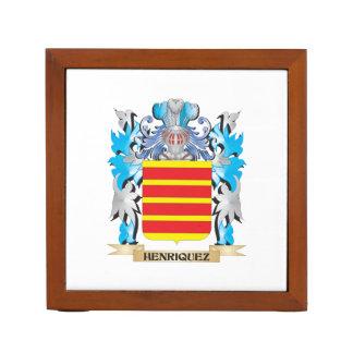 Escudo de armas de Henriquez - escudo de la