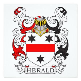 Escudo de armas de Herald Comunicado
