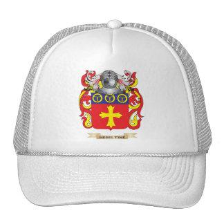 Escudo de armas de Heseltine (escudo de la familia Gorras