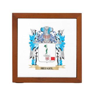 Escudo de armas de Heugel - escudo de la familia