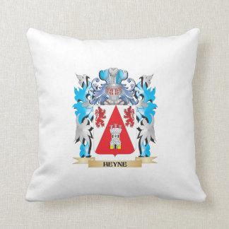 Escudo de armas de Heyne - escudo de la familia Cojines