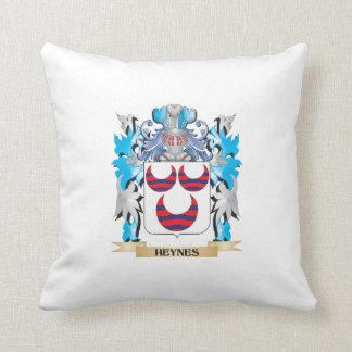 Escudo de armas de Heynes - escudo de la familia Cojin