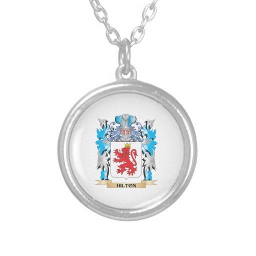 Escudo de armas de Hilton - escudo de la familia Collares