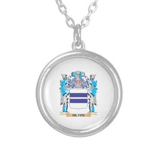Escudo de armas de Hilton - escudo de la familia Joyerías