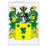Escudo de armas de Hinchcliffe Felicitacion