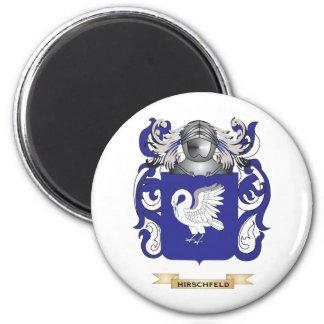 Escudo de armas de Hirschfeld escudo de la famili Iman De Nevera