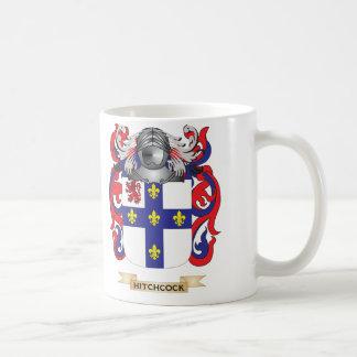 Escudo de armas de Hitchcock (escudo de la familia Tazas De Café
