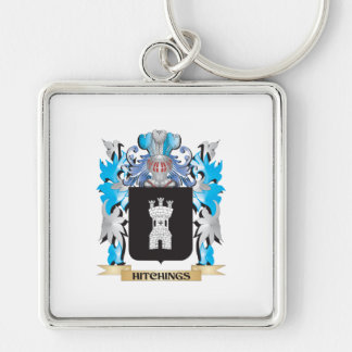 Escudo de armas de Hitchings - escudo de la Llaveros Personalizados
