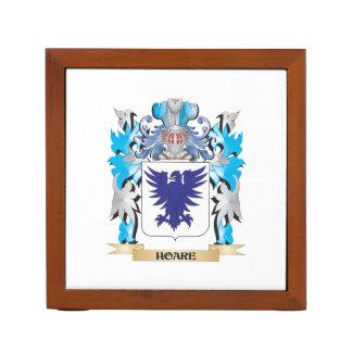 Escudo de armas de Hoare - escudo de la familia