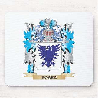 Escudo de armas de Hoare - escudo de la familia Tapetes De Raton
