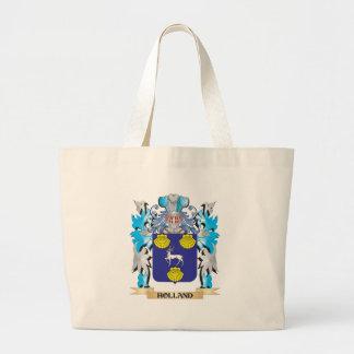 Escudo de armas de Holanda - escudo de la familia Bolsa