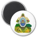 Escudo de armas de Honduras Iman De Nevera
