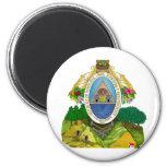 Escudo de armas de Honduras Imán Para Frigorifico