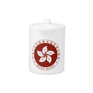 Escudo de armas de Hong Kong (China)