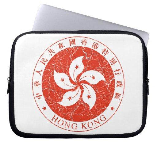 Escudo de armas de Hong Kong Manga Portátil