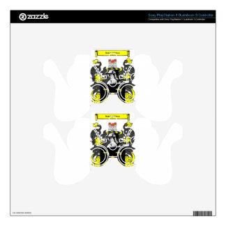 Escudo de armas de Hopkins Mando PS3 Skin