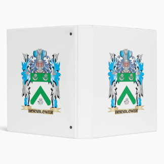 Escudo de armas de Hornblower - escudo de la