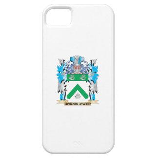 Escudo de armas de Hornblower - escudo de la iPhone 5 Case-Mate Protector