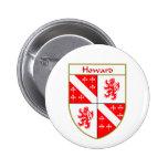 Escudo de armas de Howard (Irlanda) Pins