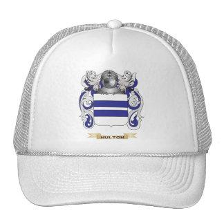 Escudo de armas de Hulton (escudo de la familia) Gorro De Camionero