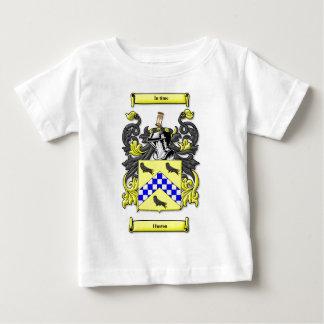 Escudo de armas de Huston Playera De Bebé