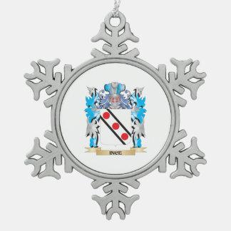 Escudo de armas de Ince - escudo de la familia Adornos