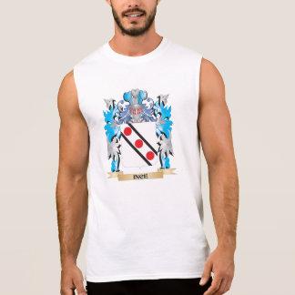 Escudo de armas de Ince - escudo de la familia Camiseta Sin Mangas